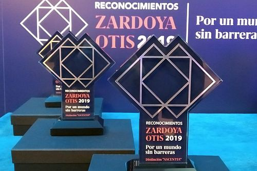 detail 1st otis sin barreras trophy